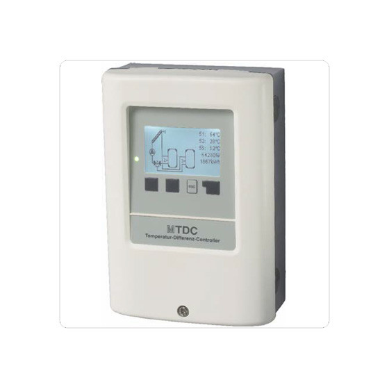 MTDC Midsize Temperatur Differenz Controller - Version 2