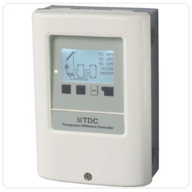 MTDC Midsize Temperatur Differenz Controller - Version 4