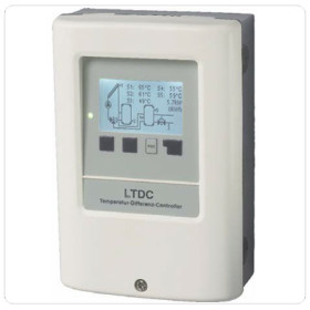 LTDC Large Temperatur Differenz Controller - Version 1