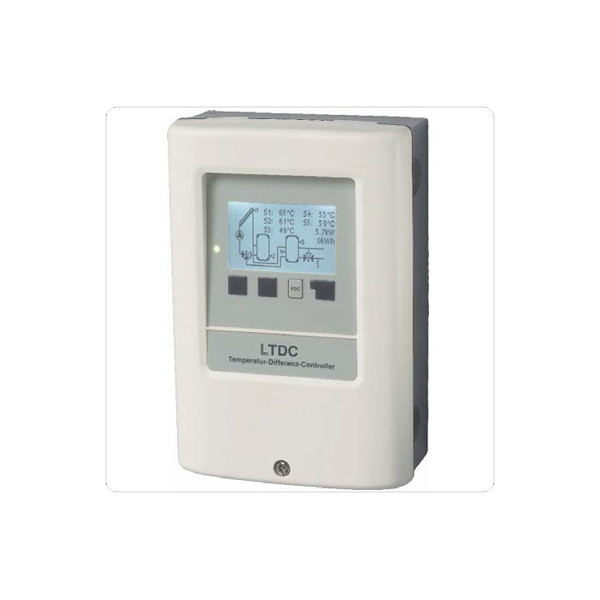 LTDC Large Temperatur Differenz Controller - Version 2